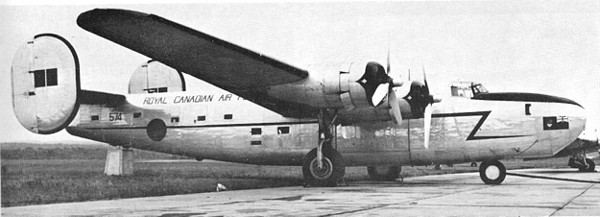 "The ""Silver Saloon"" ...Canada's first ""Air Force One"" that flew Prime Minister Mackenzie King out of Ottawa around the world between 1945-48."