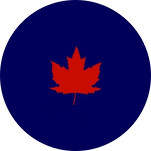 Mackenzie King's plane sported a newly designed roundel that was to become the future symbol of the RCAF. The RCAF used this roundel on all their aircraft from 1946-48.