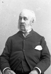 Thomas Fuller, architect of Canada's Parliament Buildings and numerous churches in the Ottawa area.
