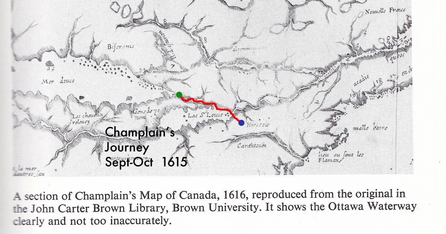 TRACKING CHAMPLAIN: Plotting the explorer's epic journey on ... on jacques cartier route map, john cabot, francis drake, champlain explorer map, james cook route map, la salle route map, william penn, giovanni da verrazano, william clark route map, québec, ferdinand magellan, columbus route map, jacques cartier, etienne brule route map, henry hudson, estevanico route map, jean nicolet route map, walter raleigh, quebec city, canada route map, john rolfe, christopher columbus, john rae route map, amerigo vespucci route map, james cook, marco polo, giovanni verrazano route map, leif ericsson route map, treaty of paris, hernán cortés, henry kelsey route map, henry hudson route map, vasco da gama, hernando de soto, george washington route map, louis jolliet, sir alexander mackenzie route map, louisiana route map, juan rodríguez cabrillo route map,