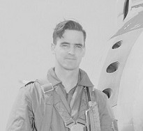 Ernie Glover, the air ace from Ottawa.