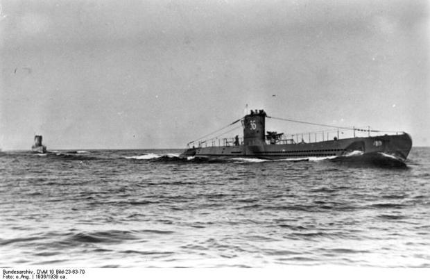 Did a lurking German Uboat down Ottawa's Christmas Cargo over the Atlantic?