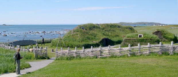The only verified Viking settlement discovered in Canada is in L'Anse Aux Meadows Newfoundland.