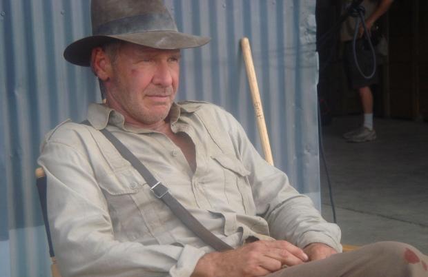A new Indiana Jones adventure in Antarctica?