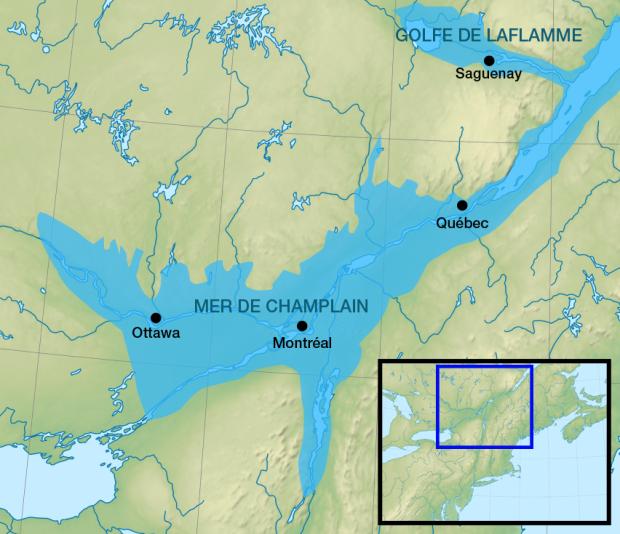 Champlain_Sea