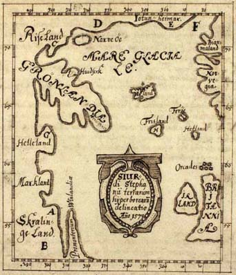 Skálholt-Karte