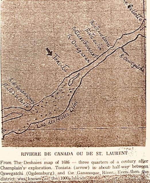Toniata map