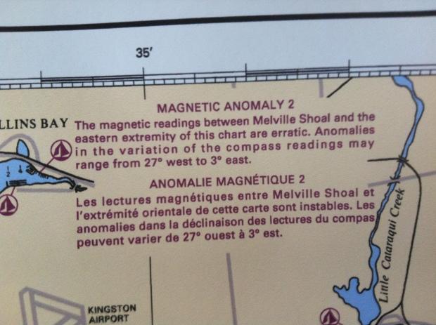 chartmagneticwarning